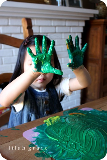 hand prints picture