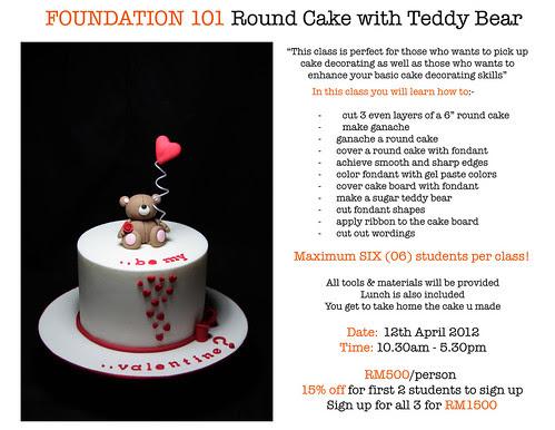 foundation 101 April