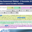 2 November 2016: Writing Analytics to Improve Formative Feedback | Transforming Assessment