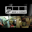 Man vs. Subway, A Challenge to Race Off One Subway Train & Catch It in Another Station