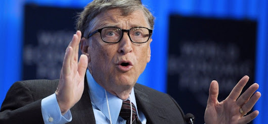 Bill Gates Says These 5 Traits Guarantee Success