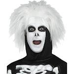 SNL Beat Boy Skeleton Adult Wig