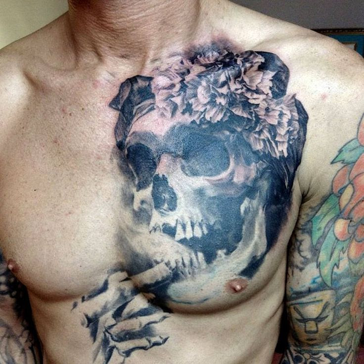 Chest Tattoos For Men Mens Tattoo Ideas