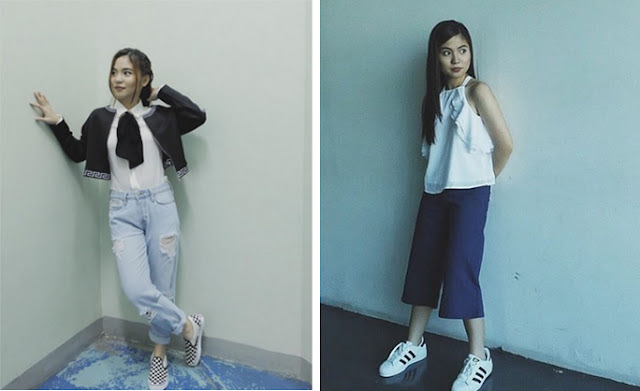 Want Some #OOTDGoals Inspiration? Check Out Sharlene San Pedro Slaying The OOTD Game! Beautiful!