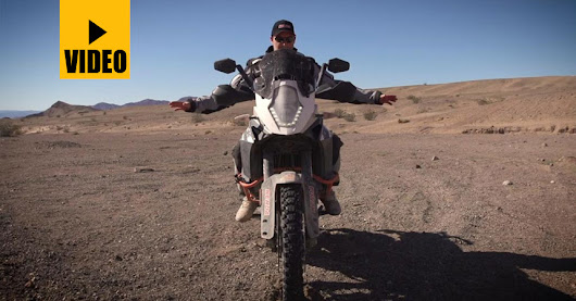 5 Off-Road Riding Tips From Racing Legend Jimmy Lewis - ADV Pulse
