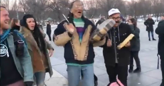 HE LIED: Native American Activist Nathan Phillips Never Served in Vietnam -- But Raised Money By Saying He Did