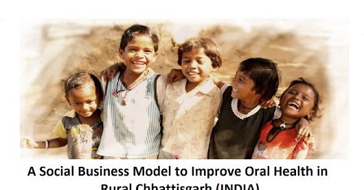 CLICK HERE to support Raise ORAL Health Awareness in Rural India