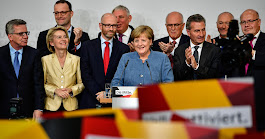 Angela Merkel Makes History in German Vote, but So Does Far Right
