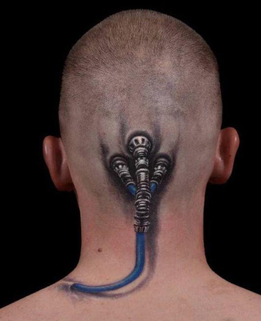 Galería Los Mejores Tatuajes Para Hombres En 3d Scoopnestcom
