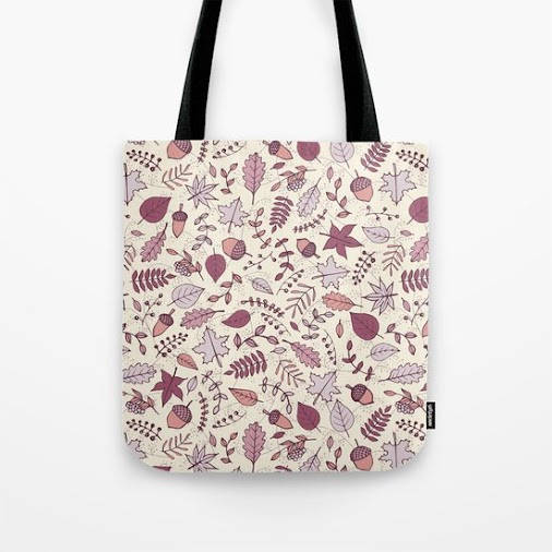 Cute autumn pattern  #faerieshop #drawing #sketch #fall #painting #berry #rowan #red #branch #seamless...