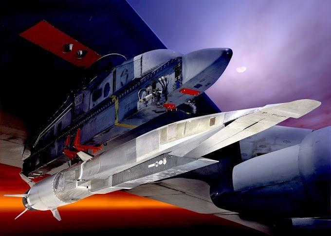 A USAF sonha em ter seu míssil de cruzeiro hipersônico
