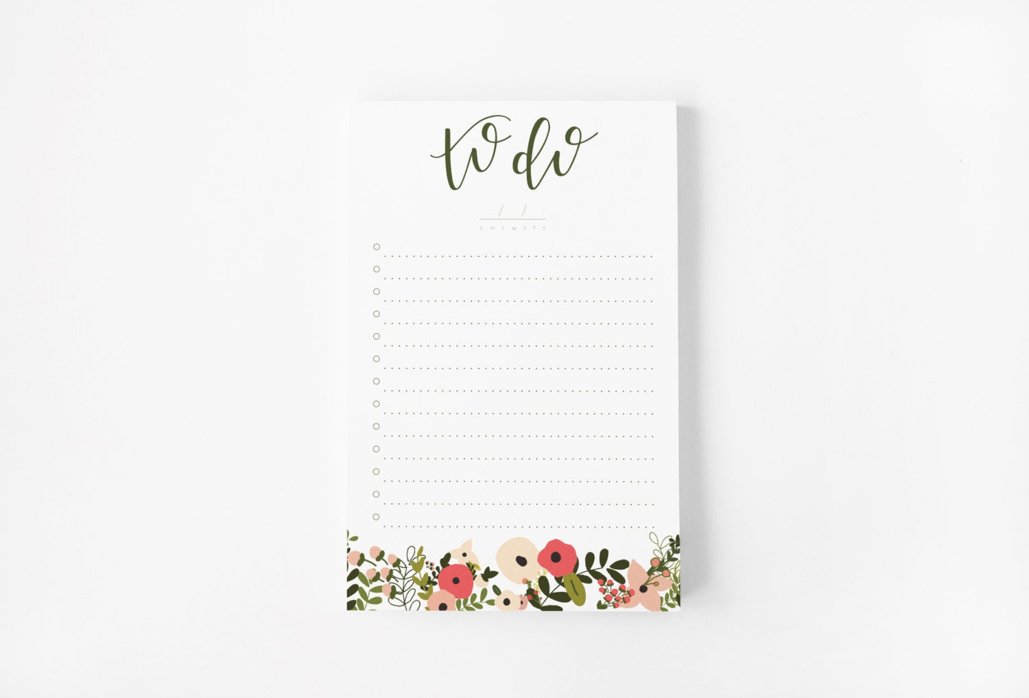 to do list notepad – Etsy