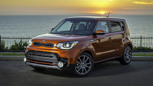 With more power and better mpg, the 2017 Kia Soul Exclaim is one to get.