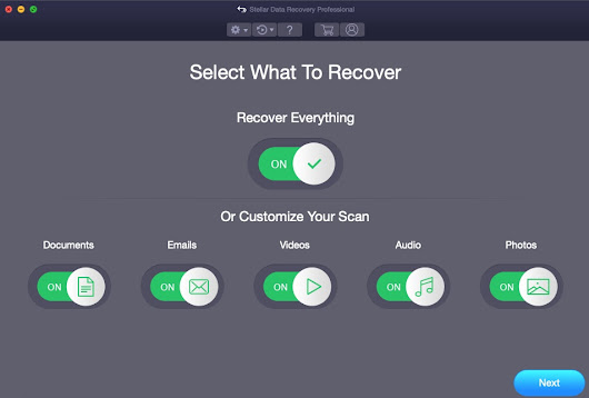 Free Mac Data Recovery Software to Recover Deleted Data from Mac OS X