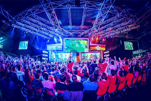 Esports: Video Gaming Might Get Include In the 2024 Paris Olympics