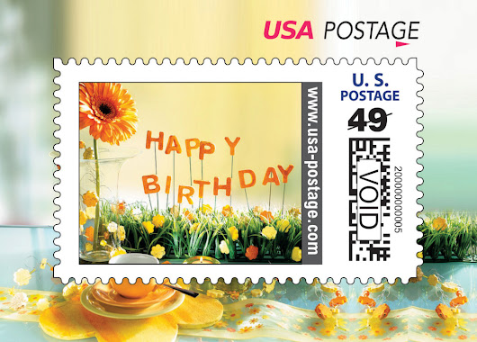 US Postage Stamp Will Make You and Your Business Famous | Mediamails