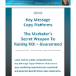 Key Message Copy Platforms. You Gotta Have One.