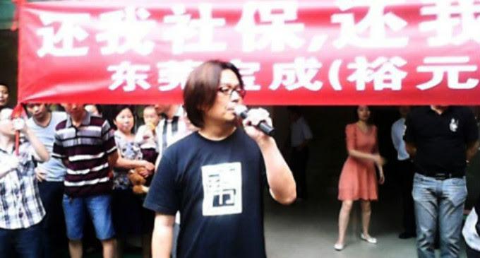 Huelga masiva en China de fabricantes de zapatillas para Nike, Reebok y Adidas