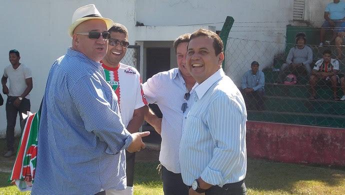 César gaúcho presidente do CEOV Mato Grosso (Foto: Divulgação/CEOV)