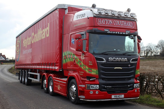 Hayton Coulthard Purchases Tiger Trailers Curtainsiders