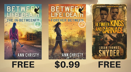 Between Life and Death World – Freebies and Sale!