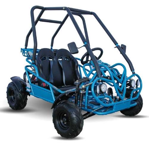 125cc Go Kart 3 Speed Semi Auto Dune Buggy Kd 125fm5