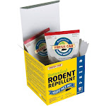 Fresh Cab Botanical Rodent Repellent - 4 pack