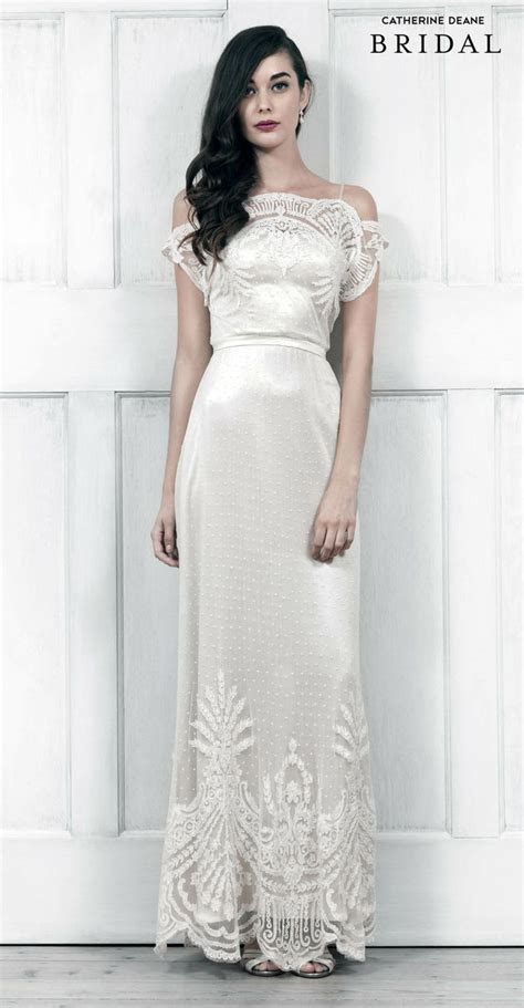 BHLDN Catherine Deane Omelia Size 2 Wedding Dress