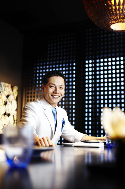 Mikuni's Executive Chef Moon Kyung Soo