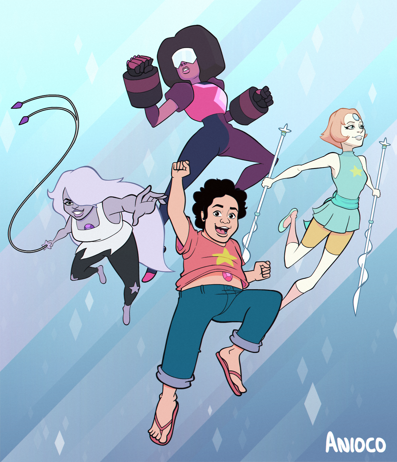 The Crystal Gems