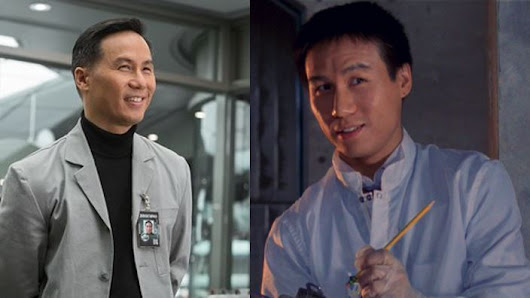BD Wong reveals the first look of himself as Dr. Henry Wu for Jurassic World 2! - Jurassic World 2 Movie News