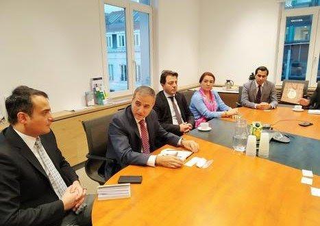АЗЕРБАЙДЖАН. Азербайджанская община Нагорного Карабаха выразила протест против незаконных визитов членов ЕП на оккупированные территории АР