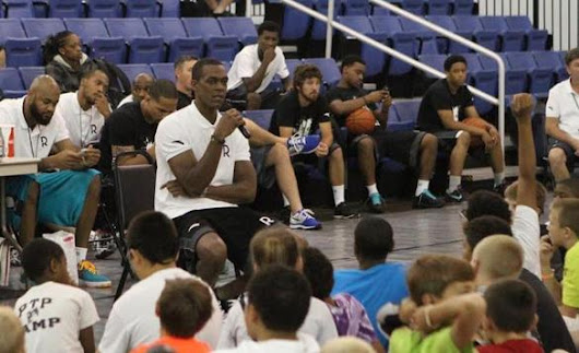 Rajon Rondo's basketball camp has special feel - The Boston Globe
