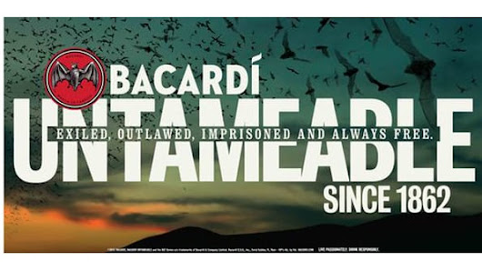 Bacardi Shuns Social Drinking Marketing in Favor of its Tumultuous History - Chief Marketer