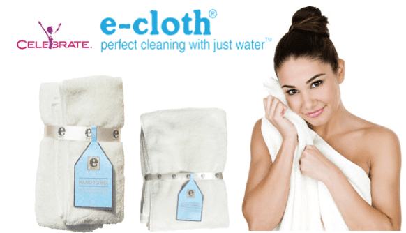eBody Spa Collection towels