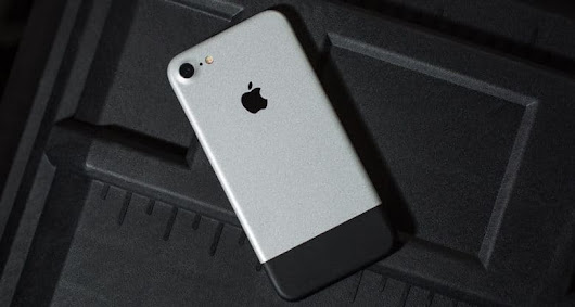 Este skin transforma tu iPhone en el iPhone original - Engadget en español