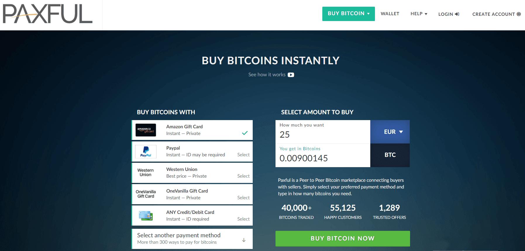 the bitcoin center