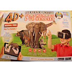 ReTrak Virtual Reality Headset, Animal Zoo