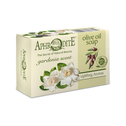 Olive Oil Soap with Gardenia