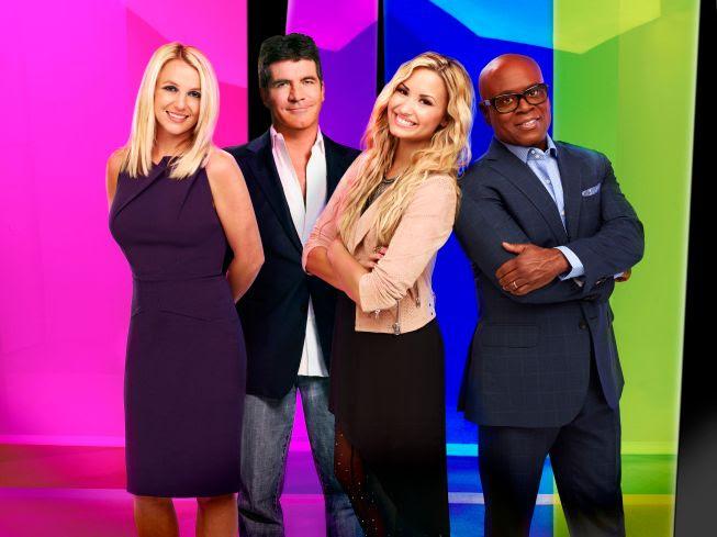 The X Factor (Season 2), Britney Spears, Demi Lovato