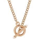 Stella Pearl Toggle Chain Necklace