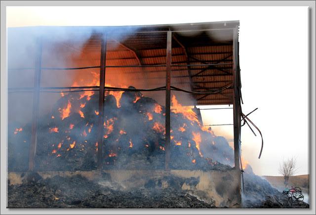 3 Fuego en Briviesca