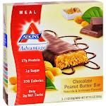 Atkins Advantage Bar Chocolate Peanut Butter - 5 Bars