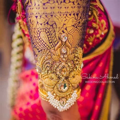 Bridal Silk Saree Blouses Guaranteed to Turn Heads ? Keep