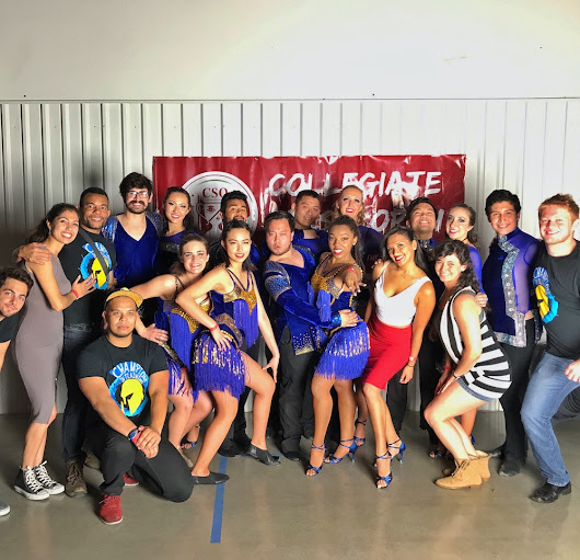 Spartan Mambo Takes 2nd At Collegiate Salsa Open