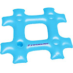 Swimline 90632 Trending Hashtag Inflatable Swimming Pool Lounging Float, Blue by VM Express