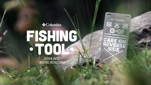 Video: Columbia Turns Its Clothing Labels into Tools | OutdoorHub