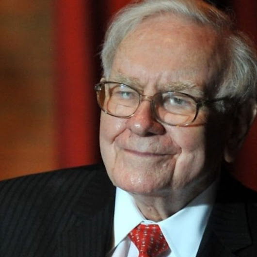 Warren Buffett dice que su mayor medida de éxito al final de su vida se reduce a 1 palabra