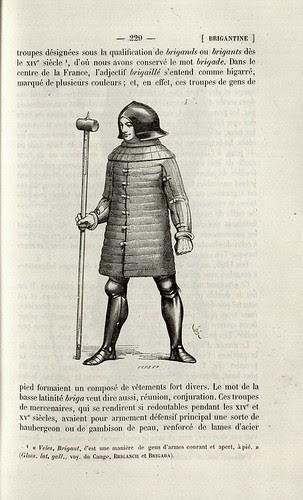 Brigand soldier