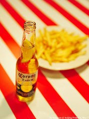 Beer & French Fries